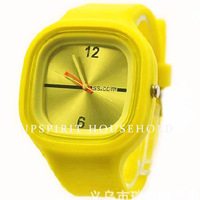 Free shipping water-proof& shock-proof sport watch Fashion appearence Gift watch