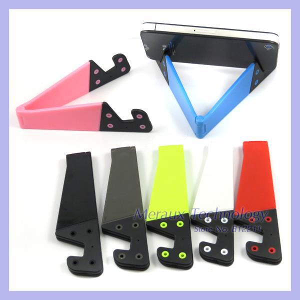 Mobile phone stand/For iPad iPhone holder,Manufacturer price Duo Stand Holder(China (Mainland))