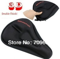 Free shipping NEW GIANT MERIDR Cycling Bike thick  silica gel Cushion Seat Pad  Saddle Cover