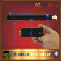 MK809 iii Android 4.2 Mini PC TV Box Rockchip RK3188 1.8G Quad core 2GB RAM Bluetooth MK809II TV Stick