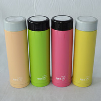 300ml warmers cup vacuum cup thermos sports bottle straight cup stainless steel vacuum cup