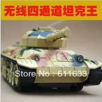 Newest ST287 2.4G 4CH I-spy tank Wifi tank Iphone Ipad Electric Remote Control  Toy For Children Free Shipping