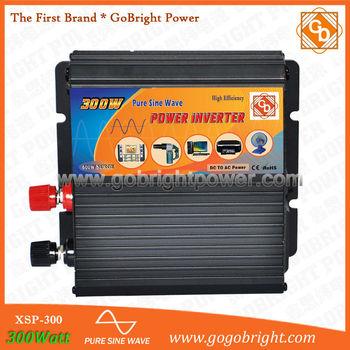 carriage free 300W 48V to 220vac auto power invertor XSP-300-48v