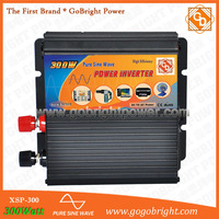 carriage free 300W 48V to 220vac auto power invertor XSP-300-48v