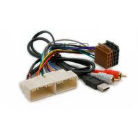 12-039 ISO Radio Plug for Hyundai iX-35 Solaris i-25 Verna Accent Kia Sportage Rio Wire Wiring Harness Adapter Connector Adaptor