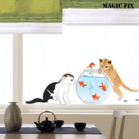 Cartoon wall stickers child real decoration wall stickers sticker ss58237