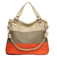 2013 Hot high Quality Product Brand OPPO Women Fashion Shoulder Bag Fresh Design Elegant Soft PU Leather organizer HOBO Bag