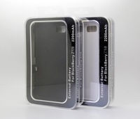 2200mAh External Battery Charger Backup Case Cover for Blackberry Z10 Free Shipping
