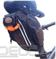 Modern Fashion Cycling Bicycle bike Outdoor pannier saddle pouch Seat bag