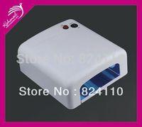 free shipping  2013 Newest  free shipping promotion PVC 36w uv light nail lamp
