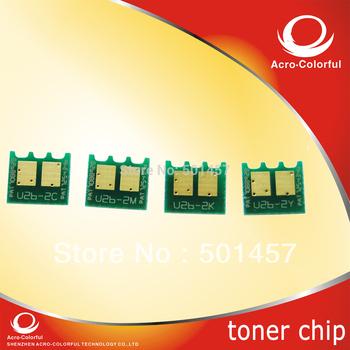 Toner chip for HP CP5225 5225 CE740A CE741A CE743A CE742A reset laser printer cartridge chip
