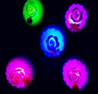 Flash brooch flashing led brooch corsage light-up toy glasses ball horn  10pcs/set