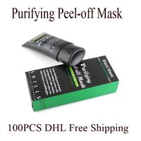 DHL Free Shipping 100PCS=1 Lot SHILLS Deep Cleansing Black MASK 50ML Blackhead Facial Mask