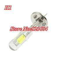 H1 H3 11W Xenon White CREE Chip + High Power LED Fog Light Daytime Runnnig Bulb