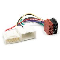 12-043 ISO Radio Plug for Renault  logan Sandero duster 2012+ Wiring Harness Adapter Connector Adaptor Free Shipping Worldwide