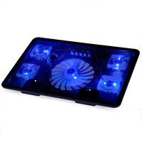 N5 laptop cooling pad 14 15.6 17 inch  laptop cooling base fan cooling rack