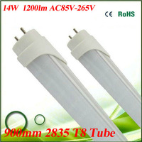 2835 14W 1200lm 90cm 3years warranty with free shipping by DHL led tube 25pcs/lot wholesale tube led t8 with CE&RoHS