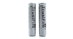 TrustFire TR 10440 600mAh 3.7V Battery 10440 Battery with Protected Board(China (Mainland))