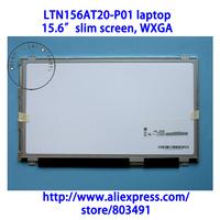 "LTN156AT20-P01, Laptop 15.6"" WXGA Slim LED LCD Screen"