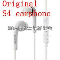 100% genuine Original With Remote and Mic edarpods earphones Headset headphone for samsung galaxy s4 i9500