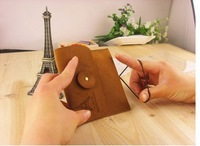 New men's purse small zero wallet bag fashion key bag key  5