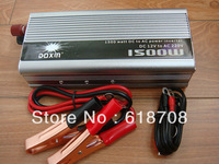 1500 WATT 1500W Modified Sine Wave Car Boat DC 12V to AC 220V Out Power Inverter