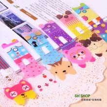 popular plastic bookmark