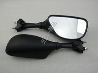 Kawasaki KAWASAKI 03 - 04 zx-6rr zx-6r 636 rearview mirror side mirror reflective mirror