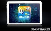 Cube U30GT2 U30GT 2  Quad Core RK3188  1.8GHz 10.1inch FHD IPS Retina Screen 2GB RAM 16G or 32GB ROM HDMI Bluetooth Camera 5.0MP