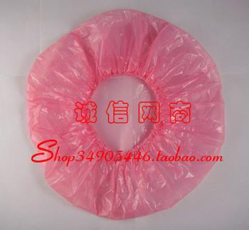 Color waterproof shower cap wet hair dye hair elastin element hair mask nursing