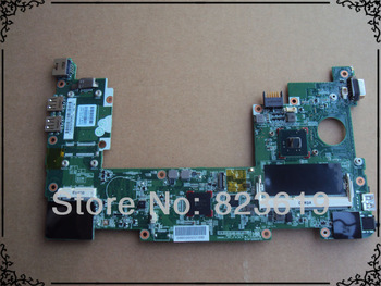 For HP/COMPAQ MINI 210 INTEL N455 CPU  laptop motherboard 627756-001  ,100% Tested and guaranteed in good working condition!!