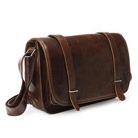Vintage Genuine real leather  Men buiness handbag  laptop briefcase  shoulder Travel bag  / man  messenger  bag  JMD3118-218