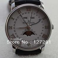 Blancpain villeret calendrical mens watch 6654-1127-55b