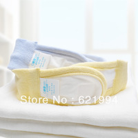 Free shipping 10pcs Baby diapers with diaper buckle diapers fitted belt adjustable baby supplies Diaper Fixed Belt