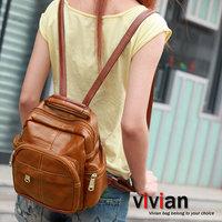 street popular portable multi-purpose backpack  vintage bag