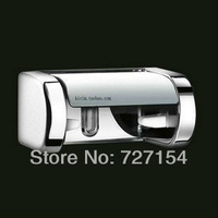 free shipping 304 stainless steel toilet paper box toilet paper box toilet paper holder bathroom waterproof tissue box