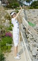 2013 new sportswear plus size casual sweatshirt sets the female sports shirts Women summer women sportswear free shipping~~