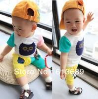 Free Shipping&5pcs/lot!dresses new fashion 2013 cotton  short dresses,clothing baby  hot sale kids dresses for girls
