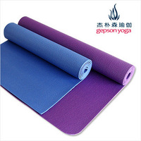 Daily Deals Great Quality Broadened 80cm comfortable lengthen 180cm eco-friendly pvc6mm yoga mat piece set