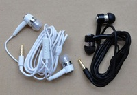200pcs/lot In Ear Earphone for Samsung Galaxy S2 i9100 S5830 i9220 i9300 Headphone with Mic Headset DHL Free Shipping
