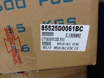 855AP-1B-C 6VDC new original Matsukawa relay  SEG Electronics Market 1F58