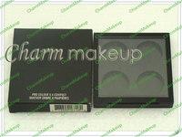 New Pro Colour X 4 Compact eye shadow Empty palette 98pcs/lots