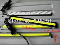 free shipping  10w High-power COB Chip LED Car Interior Light  Festoon Dome LED Daytime Running Light  Fog car light