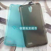 TPU Matte soft case (1 pcs) for Lenovo S890 cell phone cover