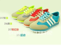 wholesale sport shoes for women +fashionable breathable running shoes for lady+casual shoes+free shipping