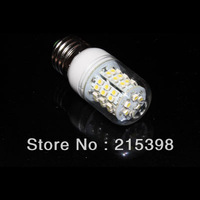 5pcs/lot E27- SMD3528 48 LED 3w E27 69 5050LED 10W  Light Bulb Lamp Warm White 200V-240V Spot Light Free Shipping 2680