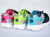 wholesale sport shoes for women +fashionable breathable running shoes for lady+sneakers+free shipping