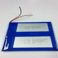 7.4v 1800mah mid tablet battery 5.5 thick 88 76 long mm