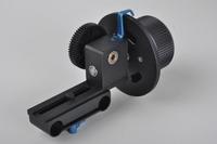 DSLR Manual Follow Focus for 15mm Rod Support+Gear Belt