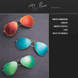 2013 men women brand rb 3025 aviator mirror sunglasses ray reflective colorful lenses ban classic wayfarer sun glasses eyewear(China (Mainland))